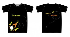Camiseta - semear