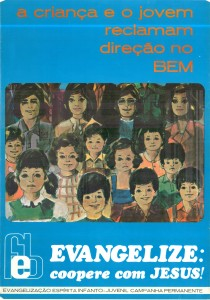 Cartaz Evangelização - 1977 - 1978 - 2