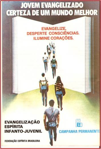 Cartaz Evangelização - 1985 - 2