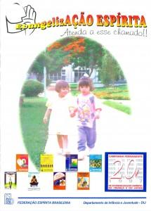 Cartaz Evangelização - 1997 - 2m