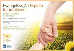 Cartaz Evangelização - 2012 - 1 - Evangelização Espírita Infanto juvenil