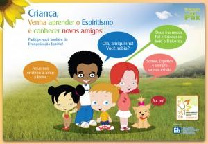 Cartaz Evangelização - 2012 - 4 - Crianças