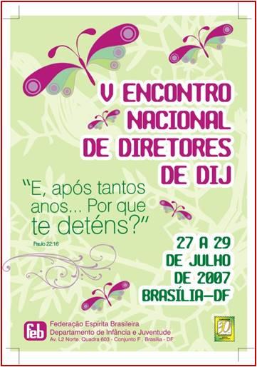 Encontro Nacional - V - 2007