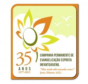 Selo - 35 anos da Campanha - 2012